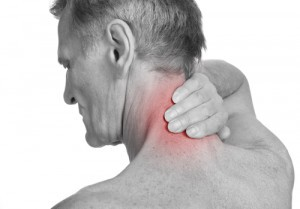 initial visit appointment neck pain