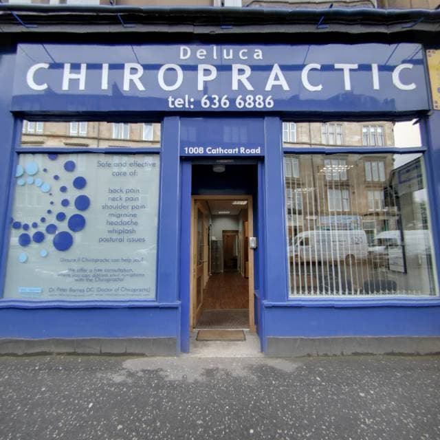 Find us Deluca Chiropractic clinic